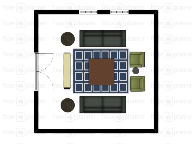 Interior Space Planning | The Stated Home