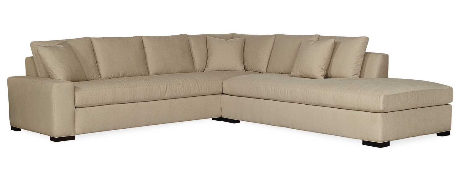 seattle sectional deep seat