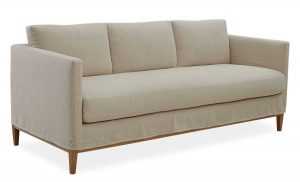 narrow sofa seat depth palm springs