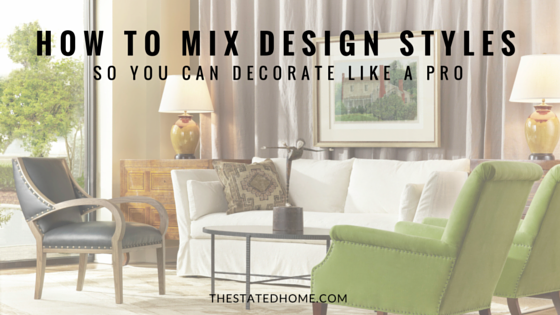 Transitional Style: How to Get It | The Stated Home