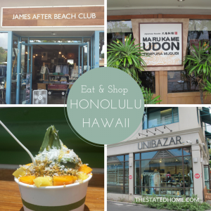 The Can't-Miss Attractions in Honolulu | The Stated Home