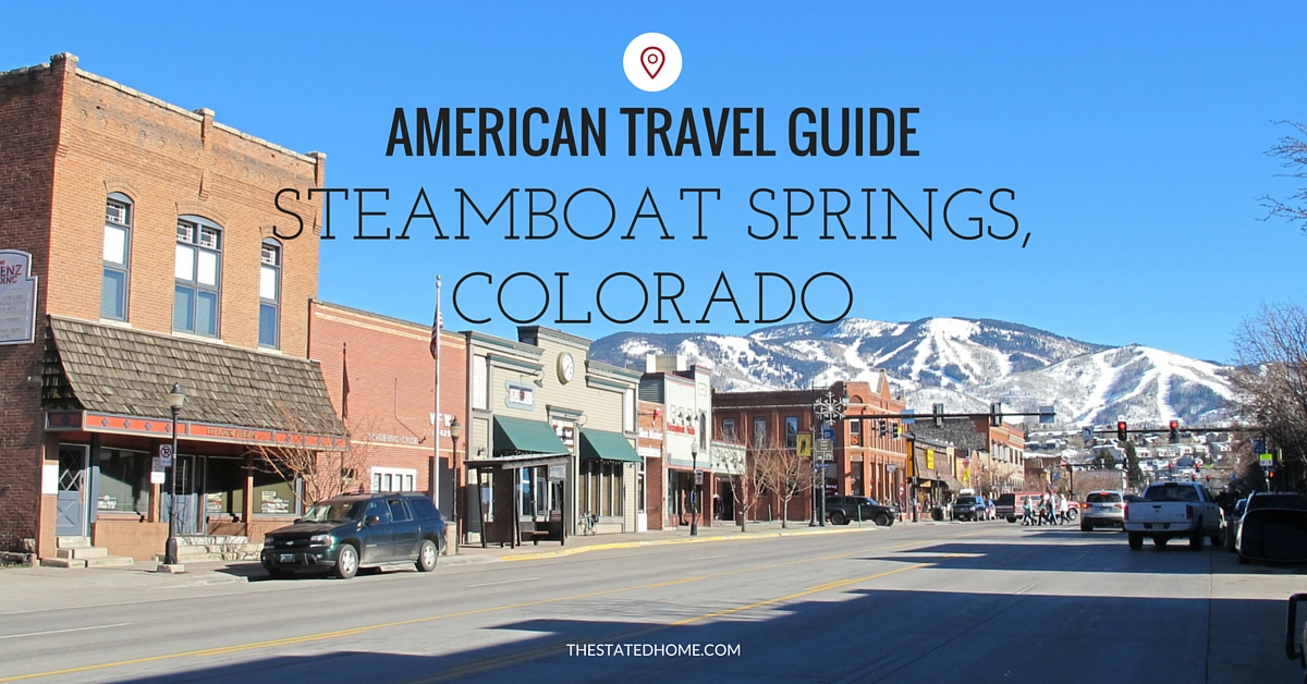 Steamboat Springs Restaurants, Shops, and More | The Stated Home