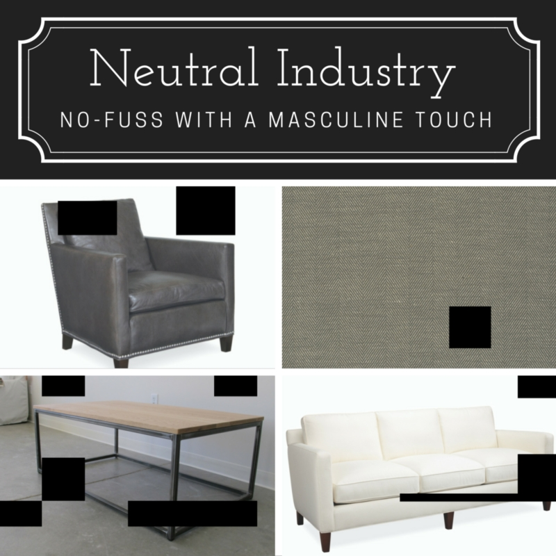 Transitional Decorating Style: Neutral Industry
