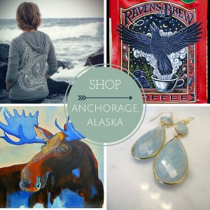What to see and buy in Anchorage Alaska | The Stated Home
