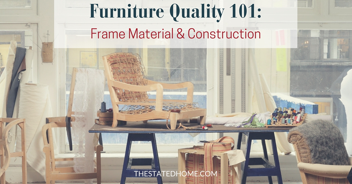 Sofa Frames: Why Are Some Better than Others? | The Stated Home