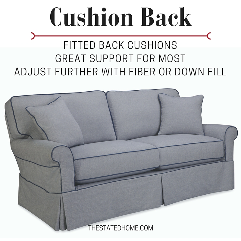 Sofa Back Cushions Cushion Pittsburgh Pa Blawnox