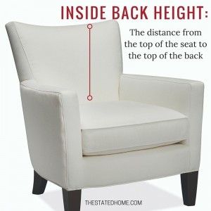 Standard Sofa Height | The Stated Home