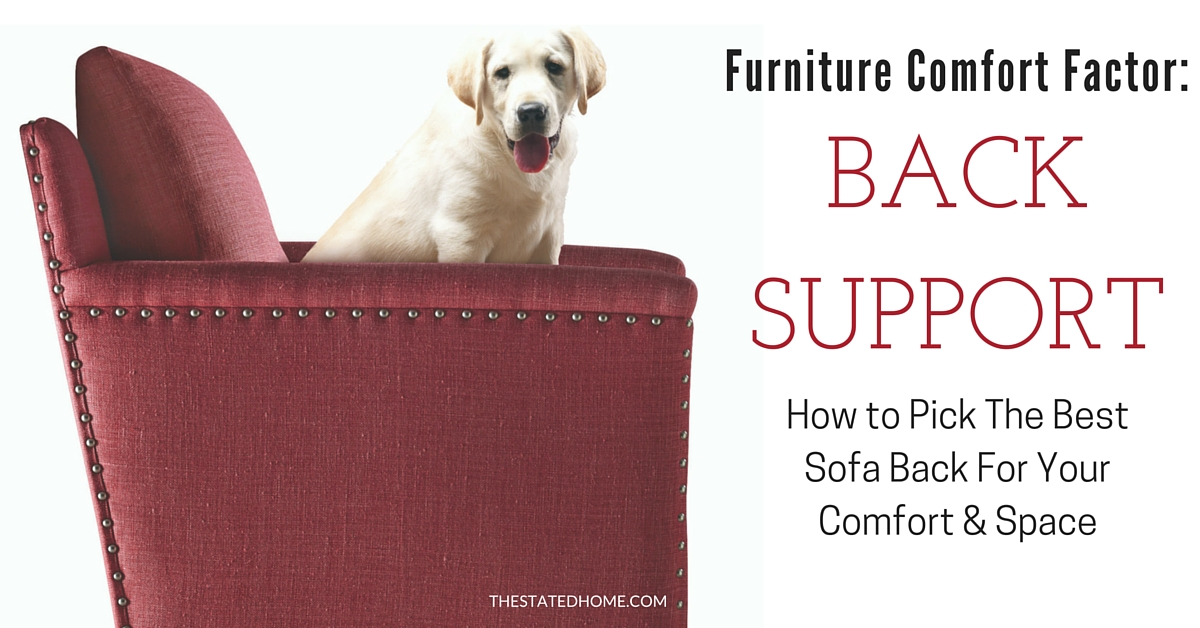 Standard Sofa Height: Should You Go Taller or Shorter | The Stated Home