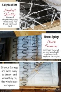 Sinuous Springs vs Eight-Way Hand Tied | The Stated Home