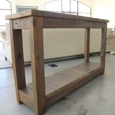 What is Reclaimed Wood?   The Stated Home