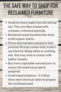 What is Reclaimed Wood? | The Stated Home