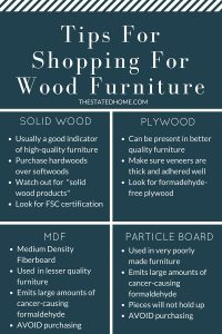 The Best Wood for Furniture | The Stated Home
