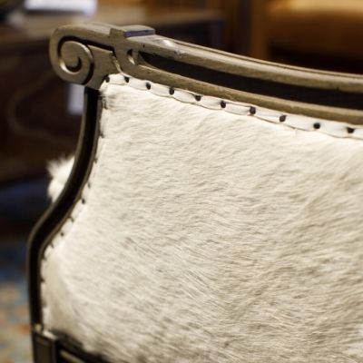 Adding Nailhead Trim to Sofas | The Stated Home