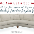 Sectional Sofa Set: How to Pick the Right One | The Stated Home