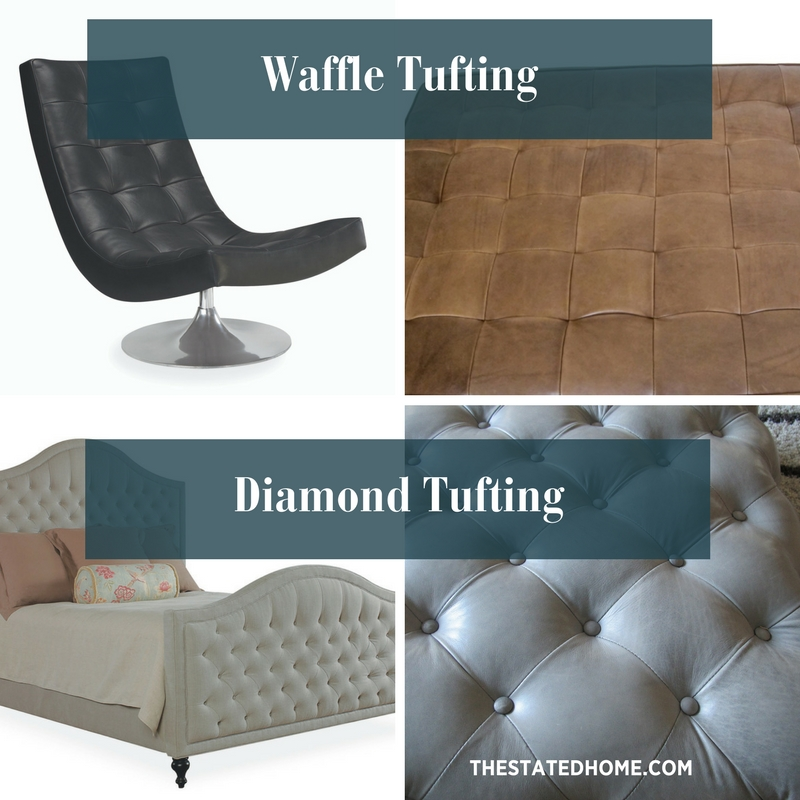 Sofa Details: Tufting | The Stated Home