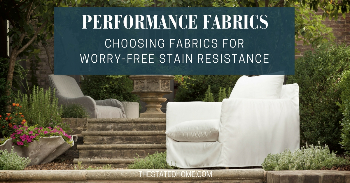 Stain Resistant Upholstery Fabric The Stated Home