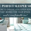 Comfy Sofa Beds | The Stated Home
