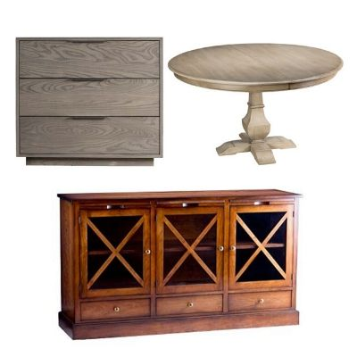 Wood Furniture Manufacturers in America | The Stated Home