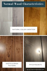 Wood Defects: What to Expect | The Stated Home
