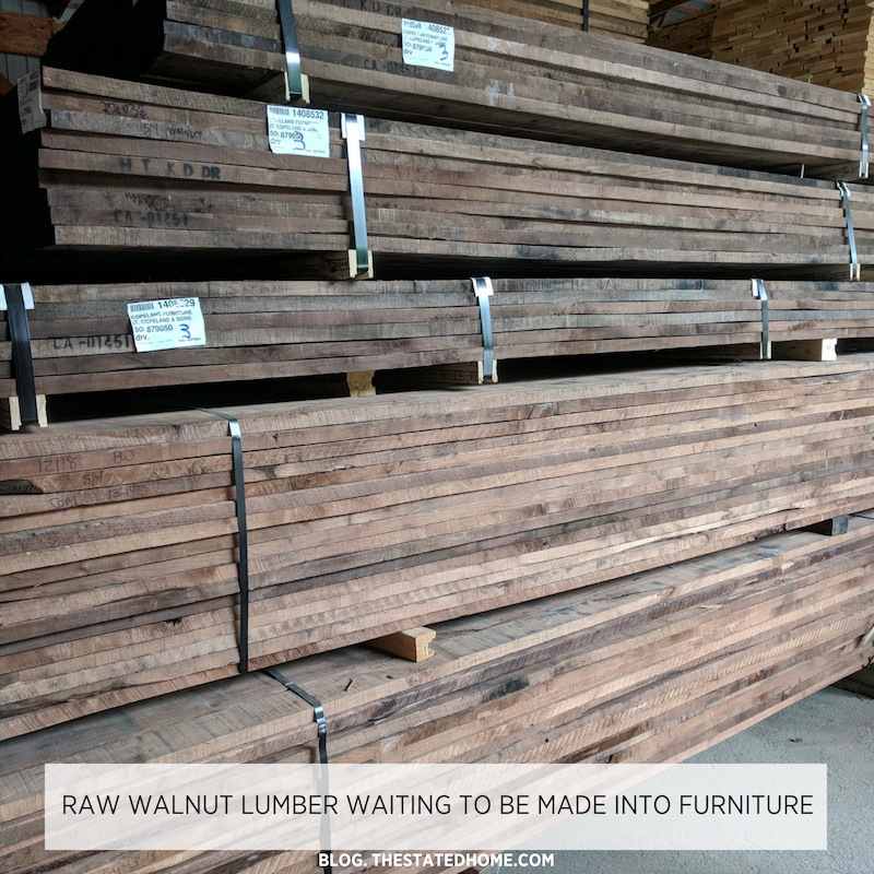 Copeland Furniture: Our Visit to the Factory | The Stated Home