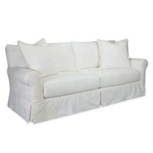Lee Industries Slipcovered Sofas | The Stated Home