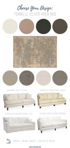 Options for Tennille Area Rug | The Stated Home