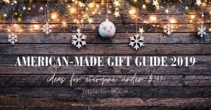 Made In America Gifts | The Stated Home